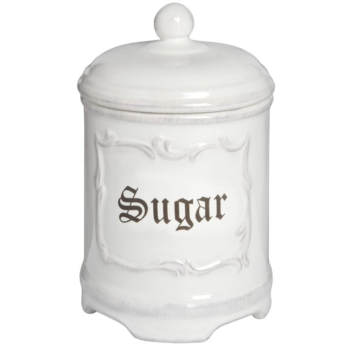 Sugar Cannister - Cosy Home Interiors