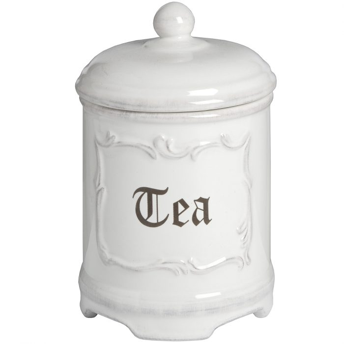 Tea Cannister - Cosy Home Interiors