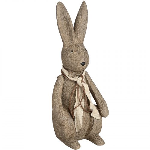 Winter Bunny Rabbit - Large - Cosy Home Interiors