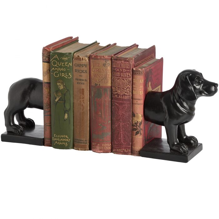 Dog Book Ends - Cosy Home Interiors