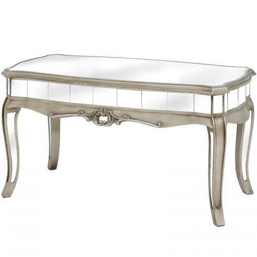 Argente Mirrored Coffee Table - Cosy Home Interiors