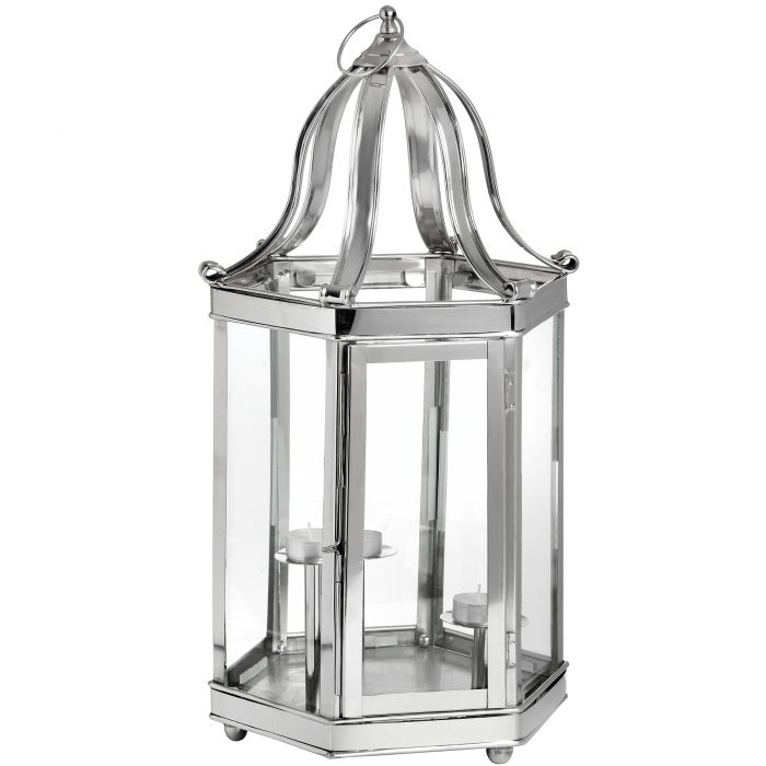 Decorative Lantern With 3 Candle Stands - Cosy Home Interiors