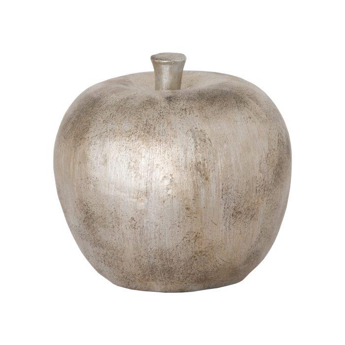 Champagne Apple Ornament - Cosy Home Interiors