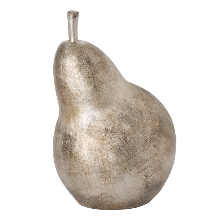 Champagne Pear Ornament - Cosy Home Interiors