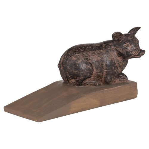 Pig Doorstop - Cosy Home Interiors