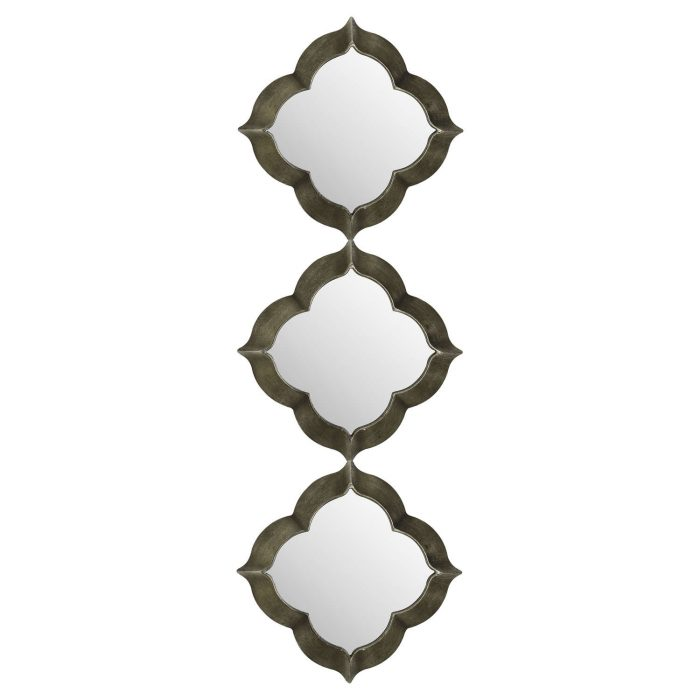 Casablanca Triple Wall Mirror - Cosy Home Interiors
