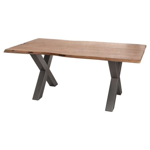 Live Edge Collection Dining Table - Cosy Home Interiors