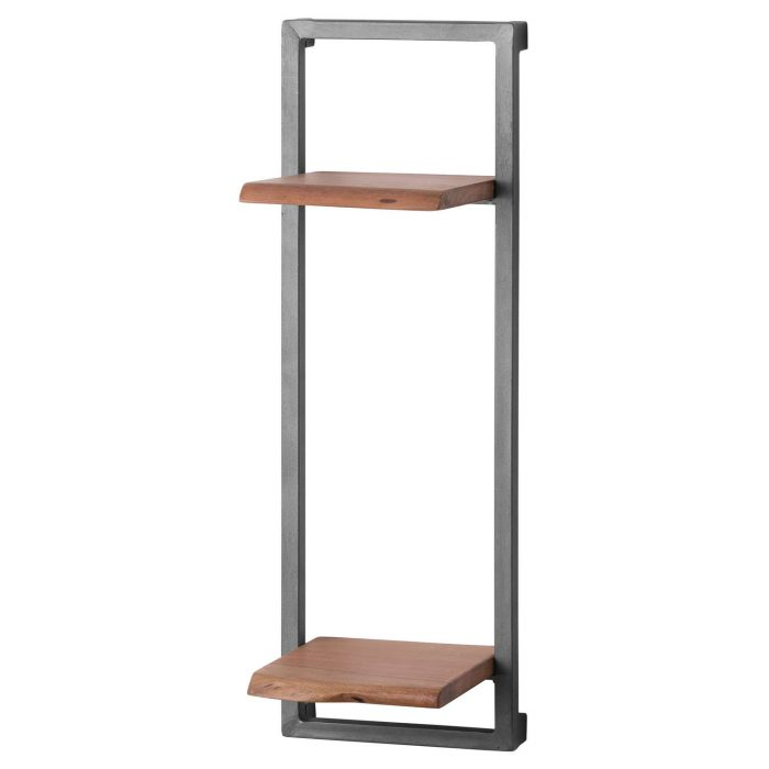 Live Edge Collection Tall Twin Shelf - Cosy Home Interiors