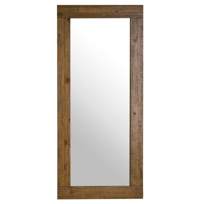 The Deanery Collection Large Plank Mirror - Cosy Home Interiors