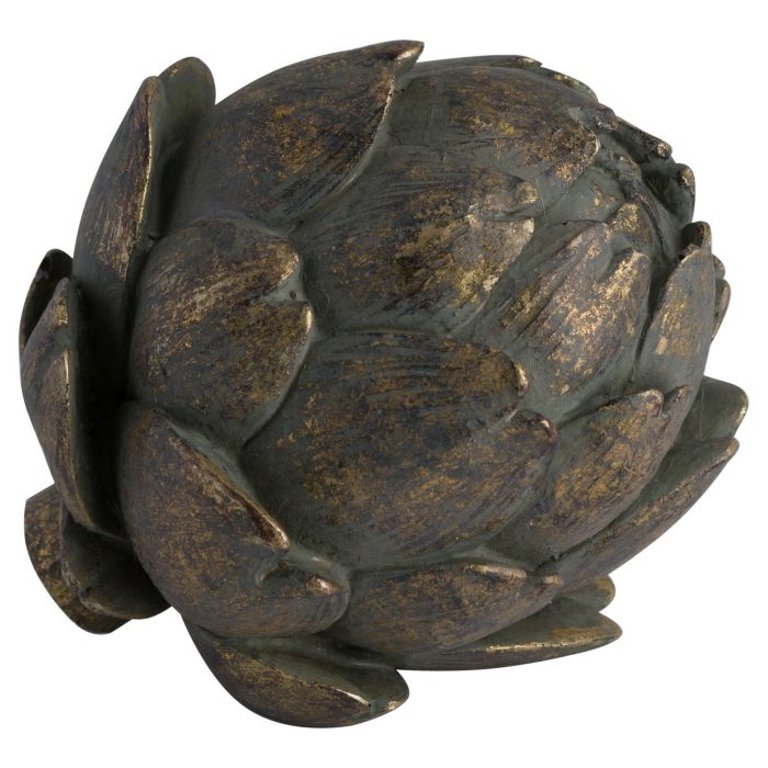Antique Bronze Artichoke - Cosy Home Interiors