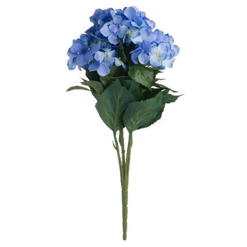 Blue Hydrangea Bouquet - Cosy Home Interiors