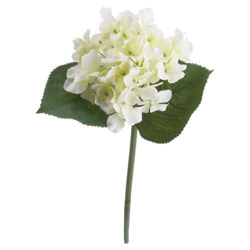 White Posy Hydrangea - Cosy Home Interiors