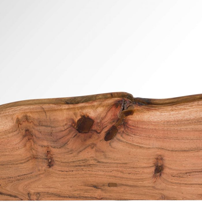 Live Edge Collection Wall Mirror - Cosy Home Interiors