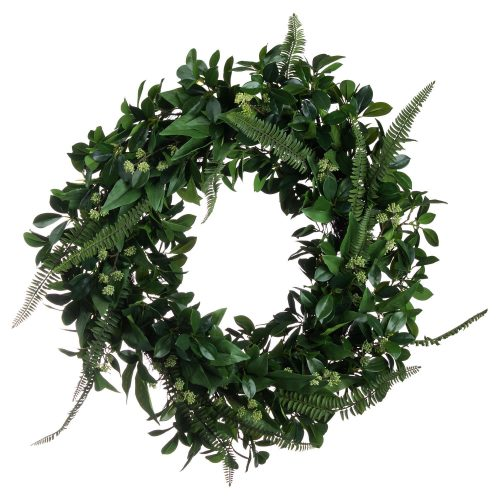 All Season Greenery Wreath - Cosy Home Interiors