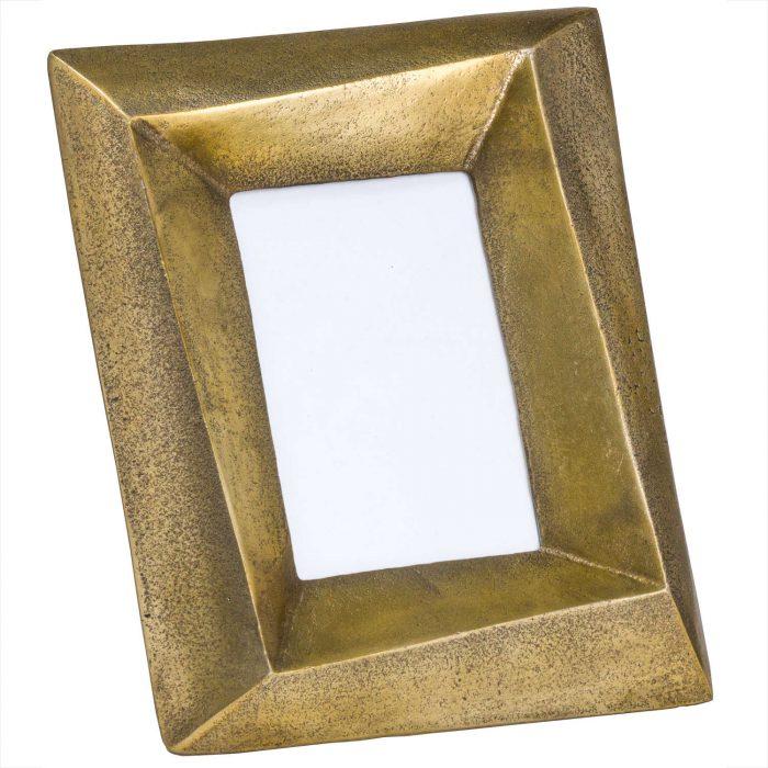 Ohlson Antique Brass Photo Frame 5x7 - Cosy Home Interiors