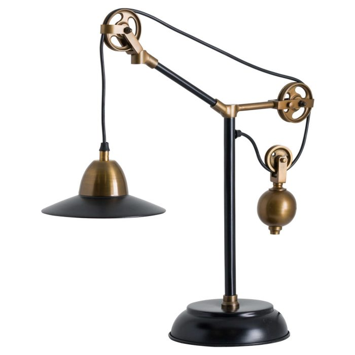 Brooklyn Adjustable Table Lamp - Cosy Home Interiors