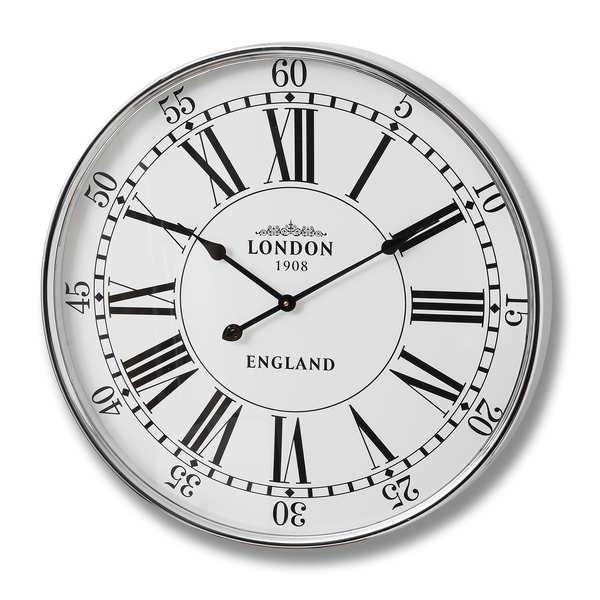 London City Wall Clock - Cosy Home Interiors