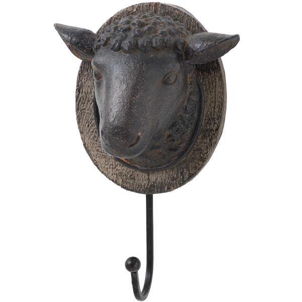 Sheep Head Coat Hook - Cosy Home Interiors