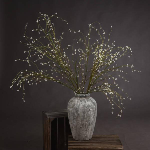 White Willow Spray - Cosy Home Interiors