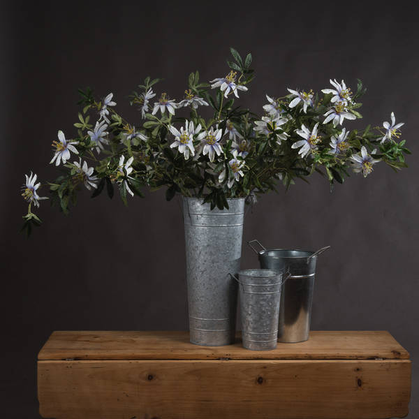 Passion Flower Spray - Cosy Home Interiors