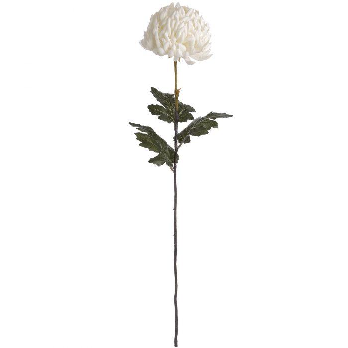 Large White Chrysanthemum - Cosy Home Interiors