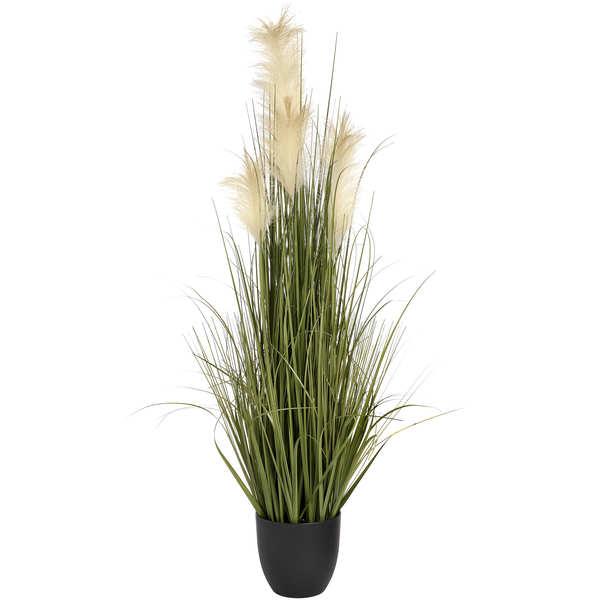 Pampas Grass Bush - Cosy Home Interiors