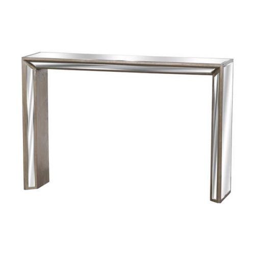 Augustus Mirrored Console Table - Cosy Home Interiors