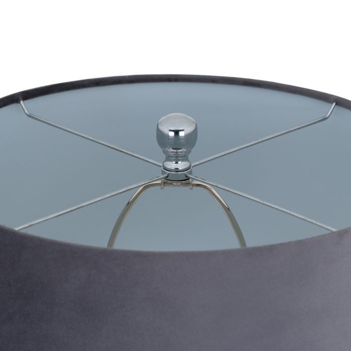 Ashby Glass Table Lamp - Cosy Home Interiors