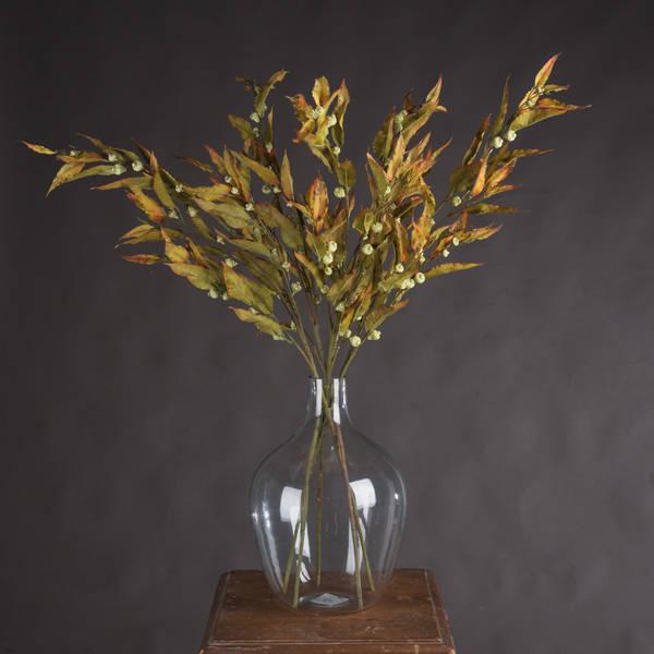 Silver Bell Autumn Eucalyptus - Cosy Home Interiors