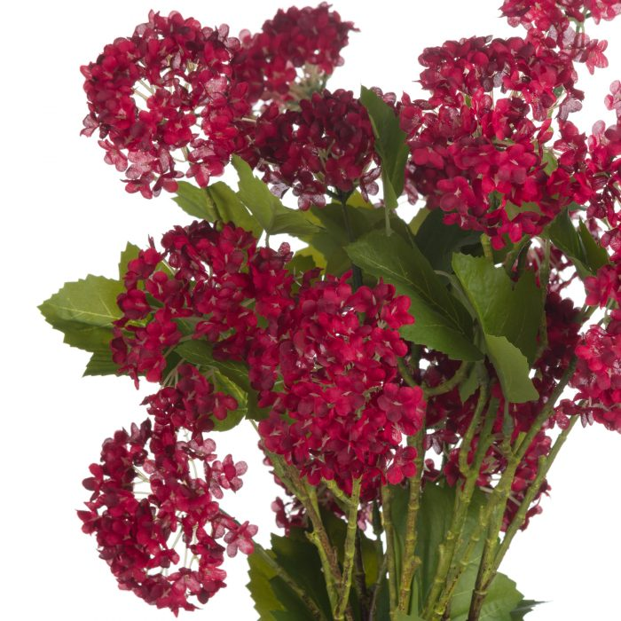 Red Autumnal Viburnum - Cosy Home Interiors