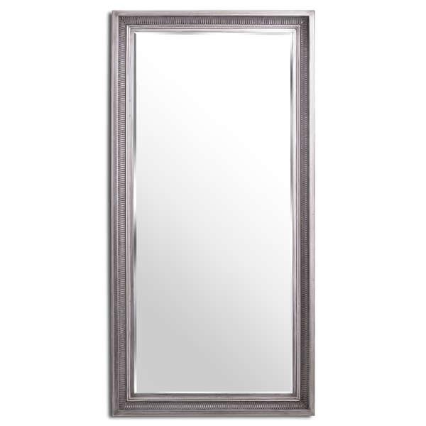 Oscar Antique Silver Mirror Full Length Mirror - Cosy Home Interiors