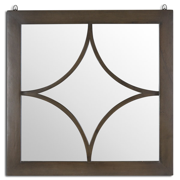 The Vinus Collection Square Mirror - Cosy Home Interiors