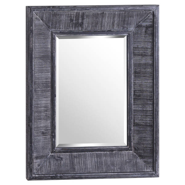 The Arthington Large Wooden Wall Mirror - Cosy Home Interiors
