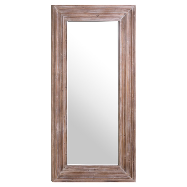 The Harewood Grand Wooden Mirror - Cosy Home Interiors