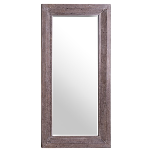 The Wharfedale Reclaimed Wooden Grand Mirror - Cosy Home Interiors