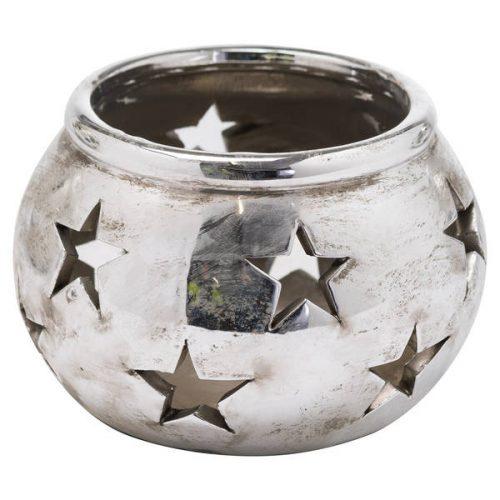Aspen Large Star Tea Light Lantern - Cosy Home Interiors