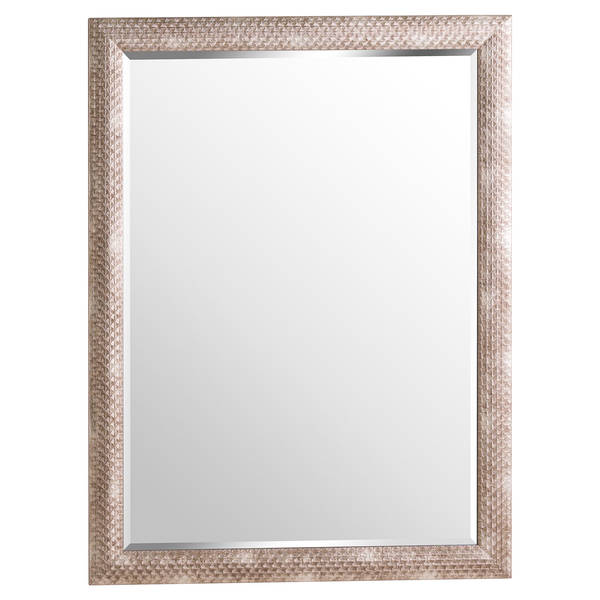 Oscar Large Framed Mirror - Cosy Home Interiors