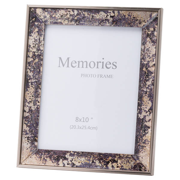 Bronze Foil Metallic 8X10 Frame - Cosy Home Interiors