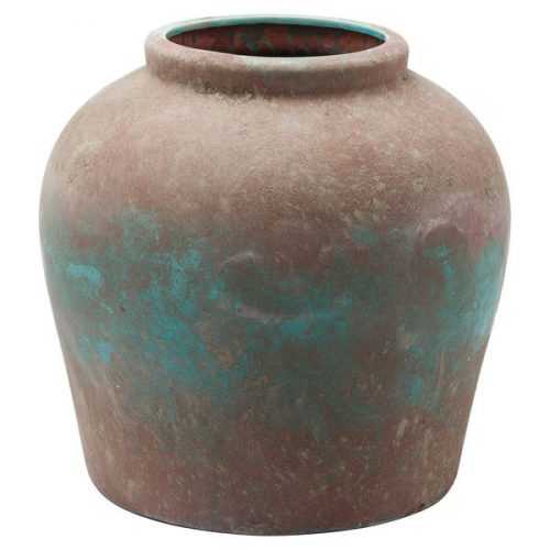 Juniper Large Anitque Vase - Cosy Home Interiors
