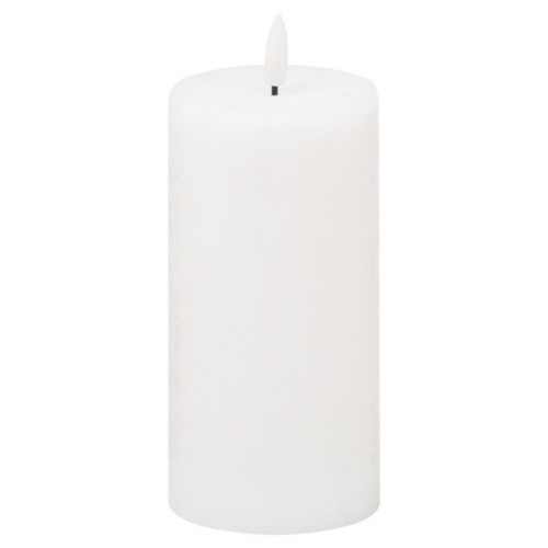 Luxe Collection Natural Glow 3x6 LED White Candle - Cosy Home Interiors