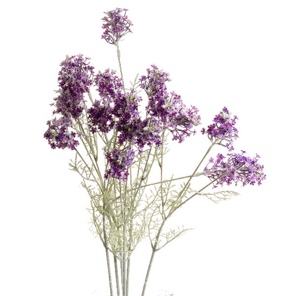 Purple Meadow Flower - Cosy Home Interiors