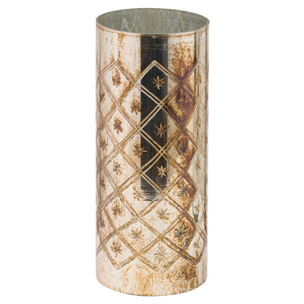 The Noel Collection Burnished Vase - Cosy Home Interiors