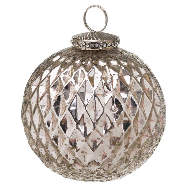 The Noel Collection Mercury Large Honeycomb Bauble - Cosy Home Interiors