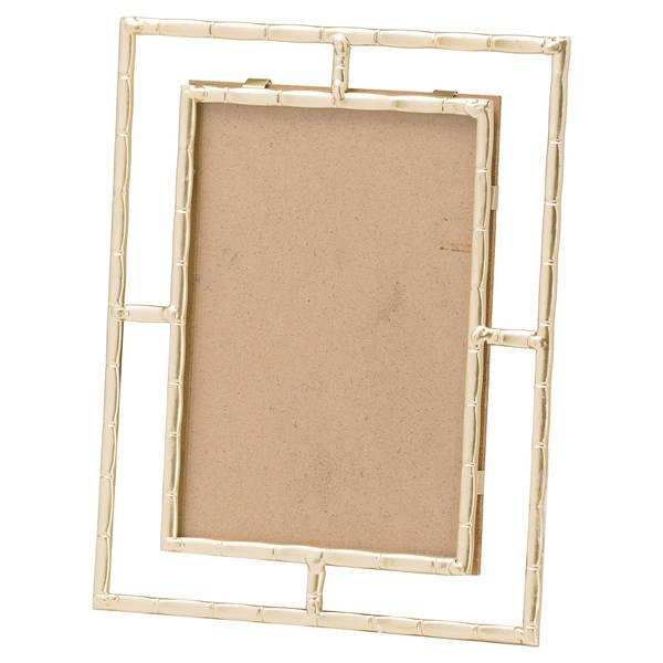 Gold Open Edge Photo Frame 5X7 - Cosy Home Interiors