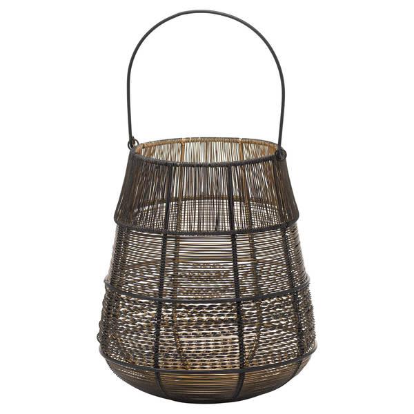 Medium Wire Glowray Conical Lantern - Cosy Home Interiors