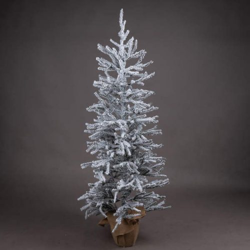 Large Frosted Mini Tree - Cosy Home Interiors