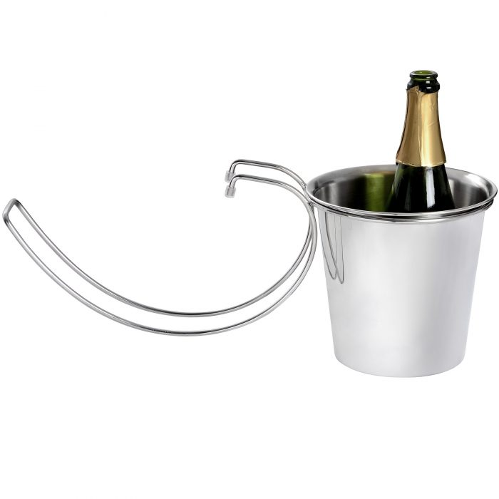 Clever Table Hanging Champagne Bucket - Cosy Home Interiors