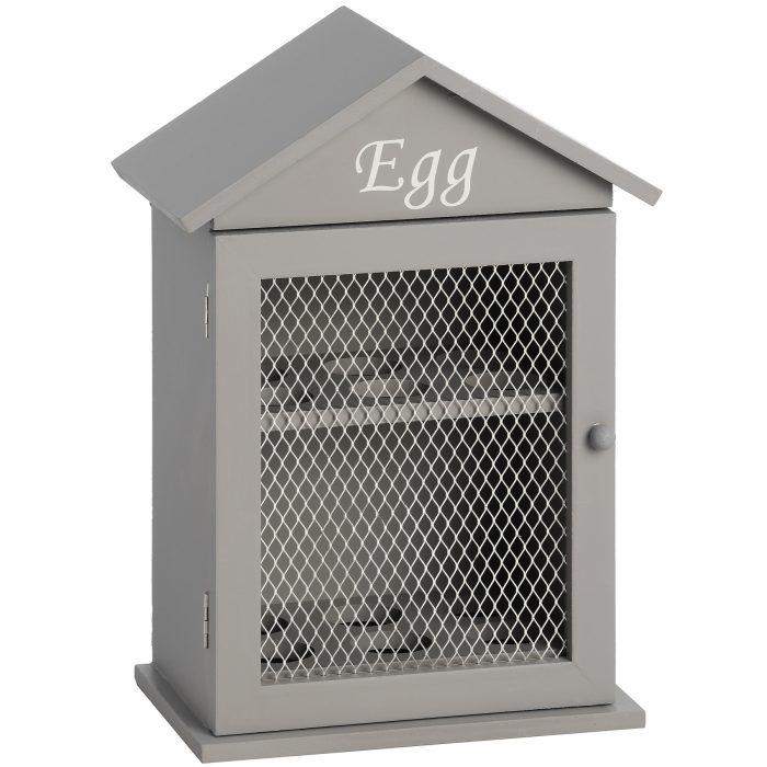 Grey Eggs Cabinet - Cosy Home Interiors