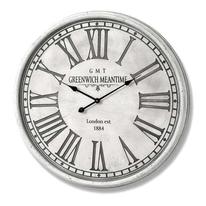 Greenwich Wall Clock - Cosy Home Interiors