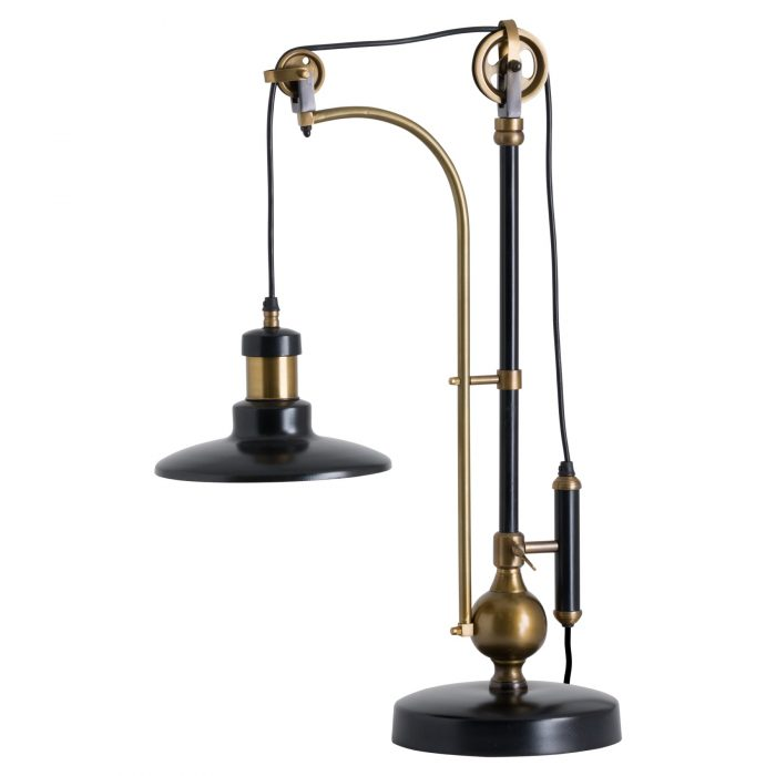 Hudson Adjustable Large Table Lamp - Cosy Home Interiors